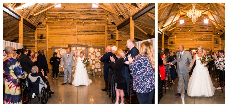Willow Lane Barn Wedding Ceremony - Olds Wedding Photographer