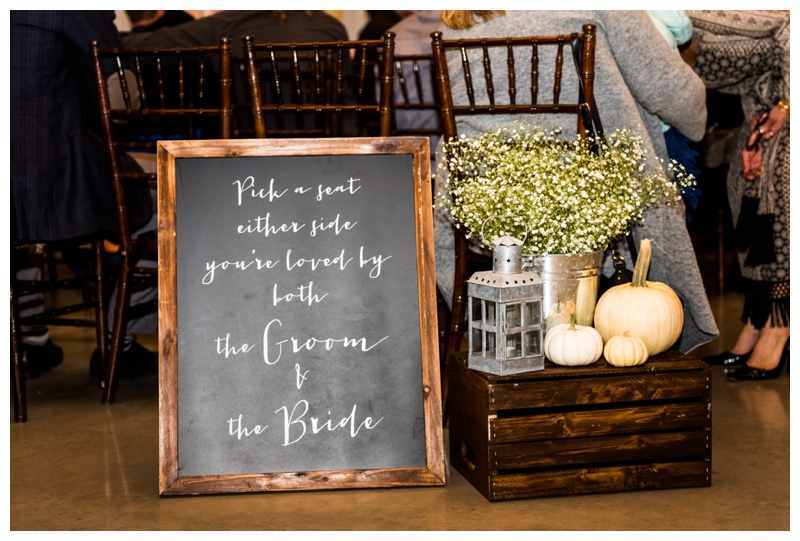 Willow Lane Barn Wedding Ceremony