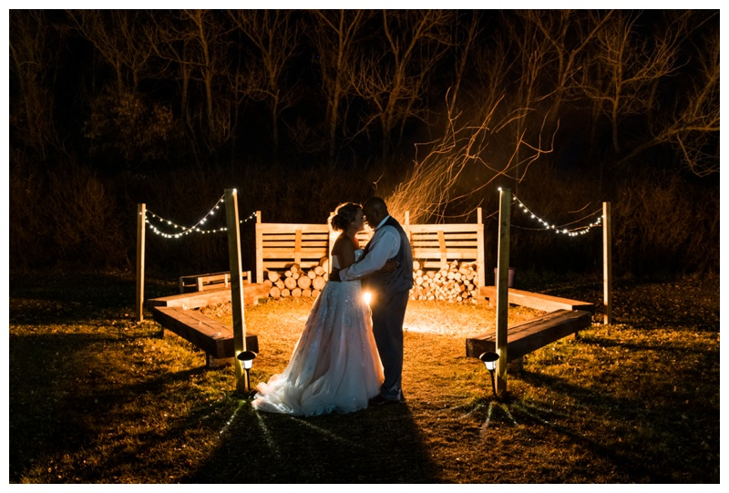 Willow Lane Barn Wedding Photography - Olds Wedding Photographer