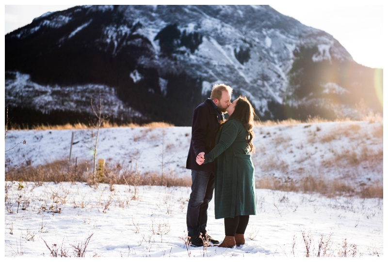 Canmore Engagement Photographers