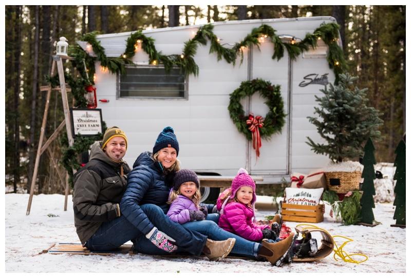 Holiday Mini Sessions Calgary