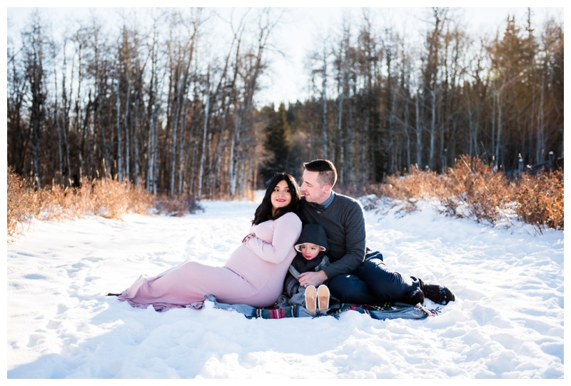 Winter Family Photographers