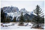 Quarry Lake Proposal Photography Canmore | Adam & Kira | Canmore Proposal Photographer