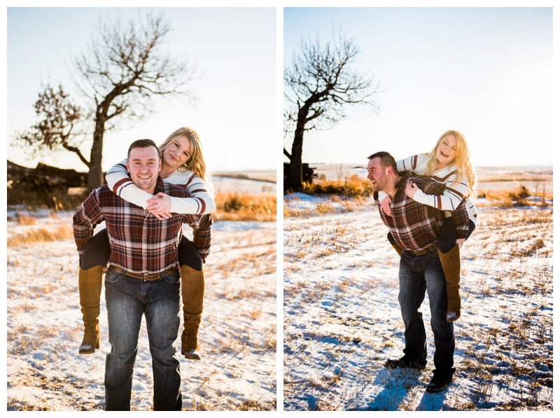 Cochrane Engagement Photographers