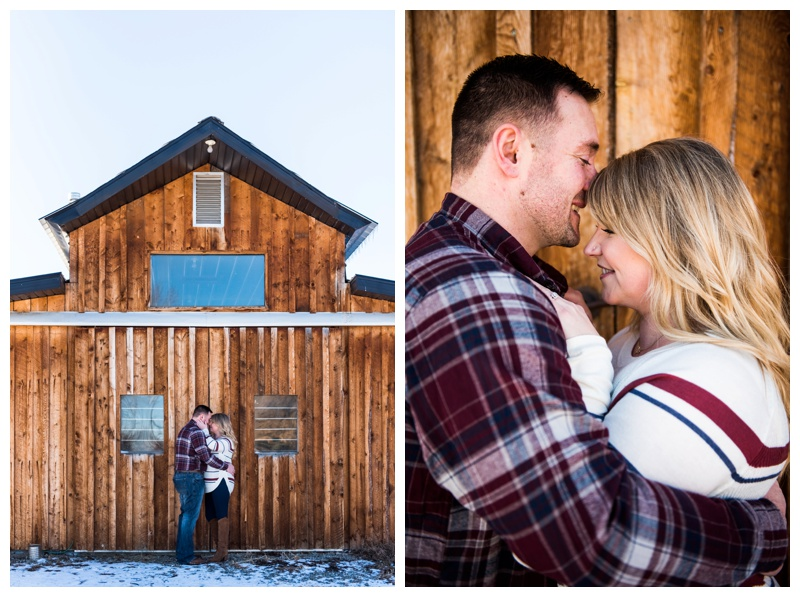 Cochrane Engagement Photos
