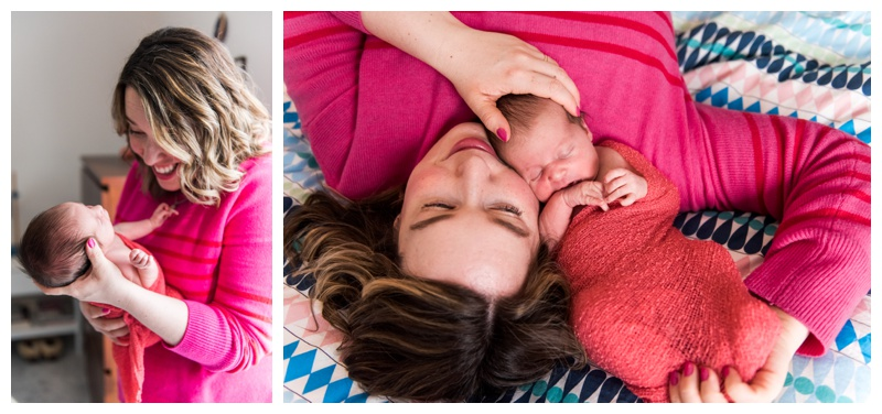 At Home Newborn Photography Calgary