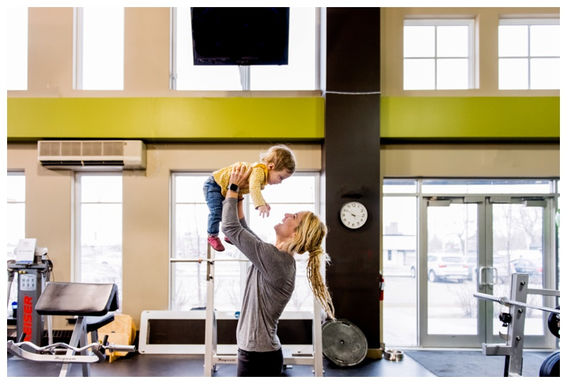 Fitness Instructor Calgary Branding Photography