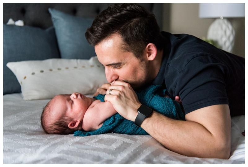 Newborn Photographers Calgary Alberta