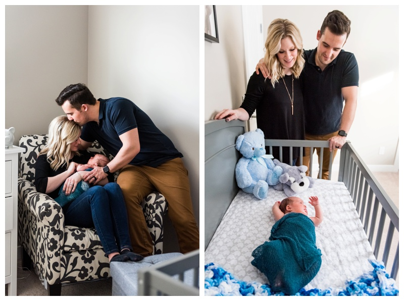 Okotoks Newborn Photographer