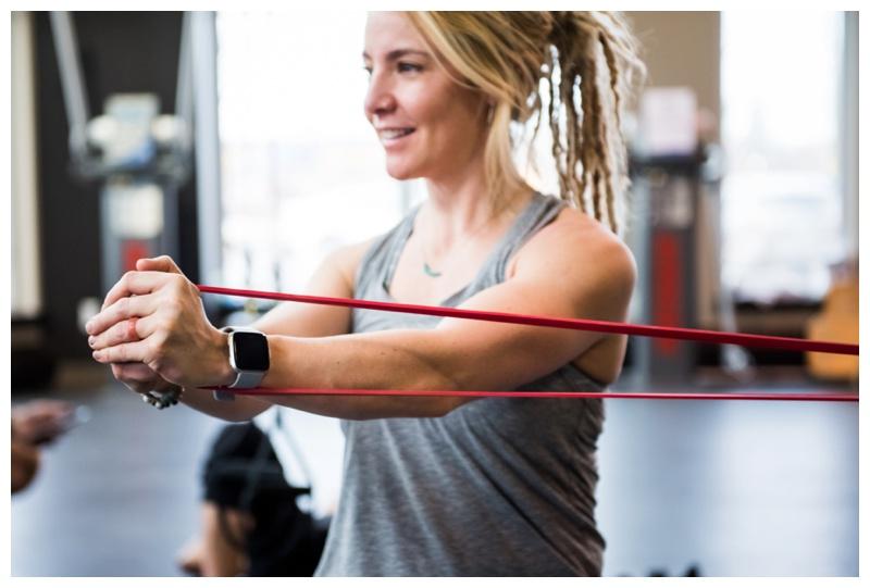 Personal Trainer Calgary - Branding Photographer