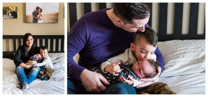 Calgary Family Newborn Photography