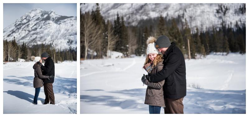 Proposal Photographer Banff