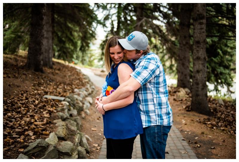 Calgary Couple Maternity Photography