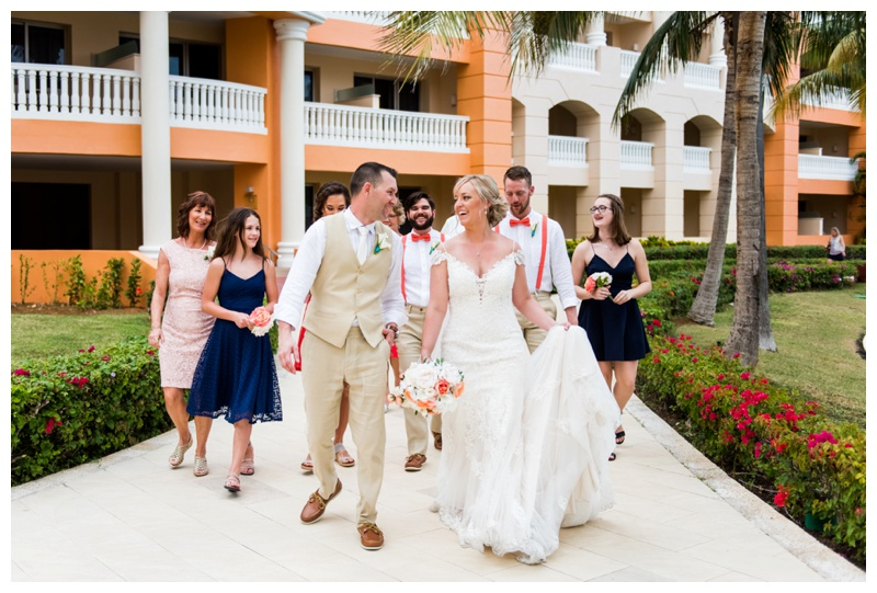 Destination Wedding Photographer - Jamaica Iberostar Selection Rose Hall Suites Destination Wedding