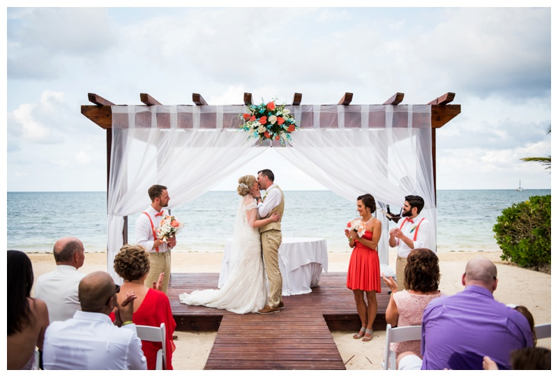 Jamaica Beach Wedding - Calgary Wedding Photographer