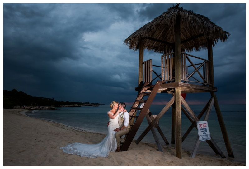 Jamaica Beach Wedding - Iberostar Rose Hall