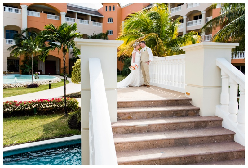 Jamaica Iberostar Rose Hall Wedding Photographer
