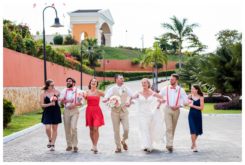 Jamaica Iberostar Selection Rose Hall Destination Wedding Photographers