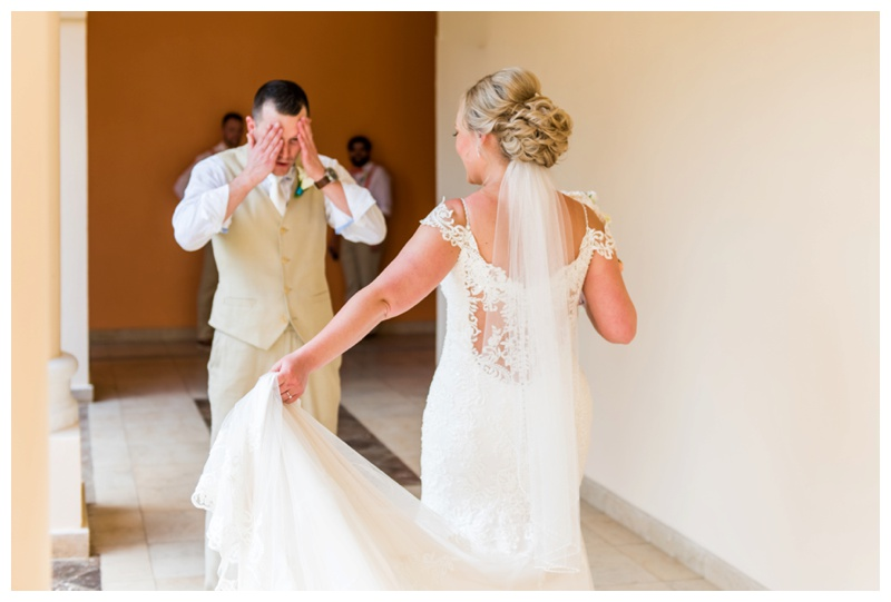 Jamaica Iberostar Selection Rose Hall Suites Destination Wedding Photographer