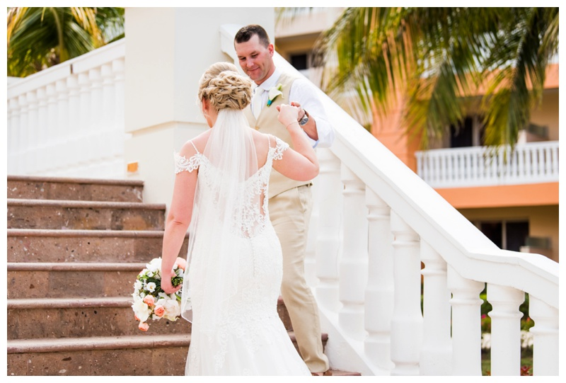 Jamaica Iberostar Selection Rose Hall Wedding Photographers