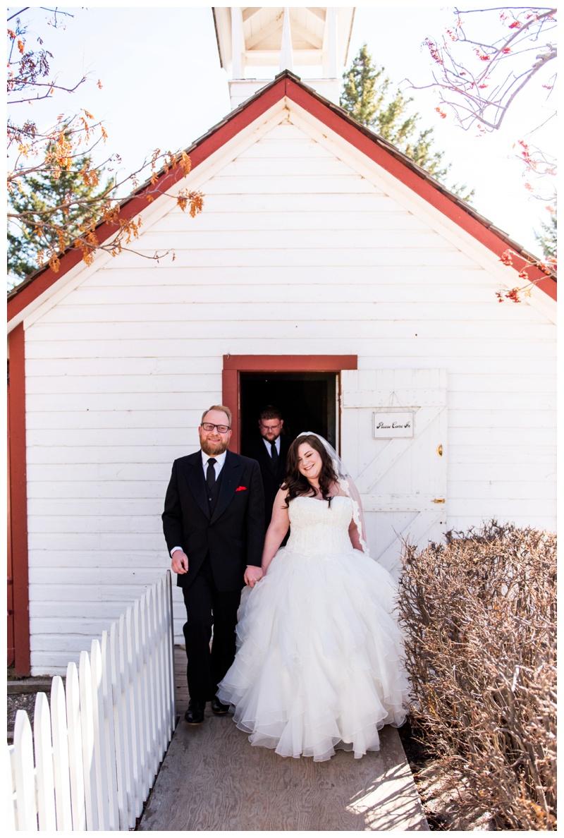 St Martins Church Heritage Park Wedding Ceremony