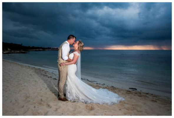 Jamaica Iberostar Selection Rose Hall Suites Destination Wedding | Cory & Becky | Calgary Destination Wedding Photographer