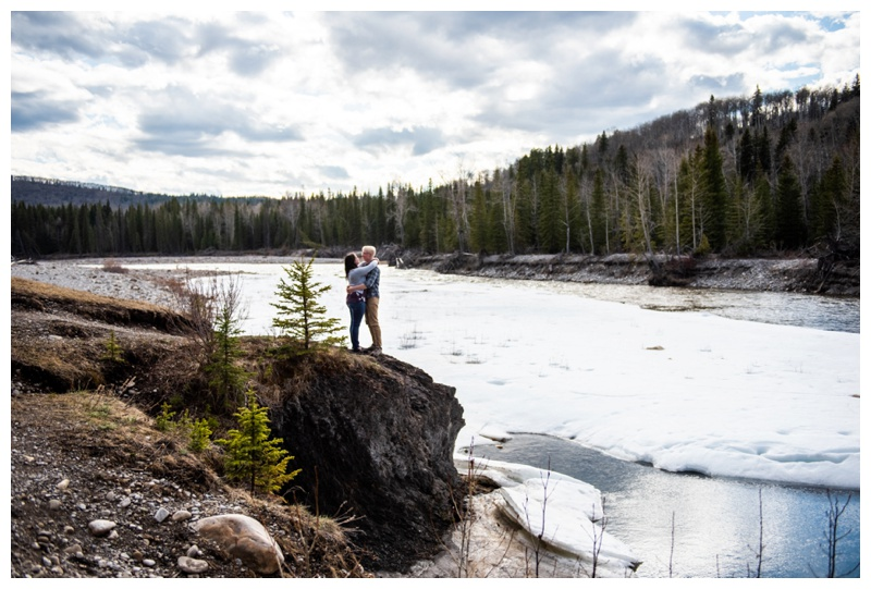 Bragg Creek Engagement Photographers