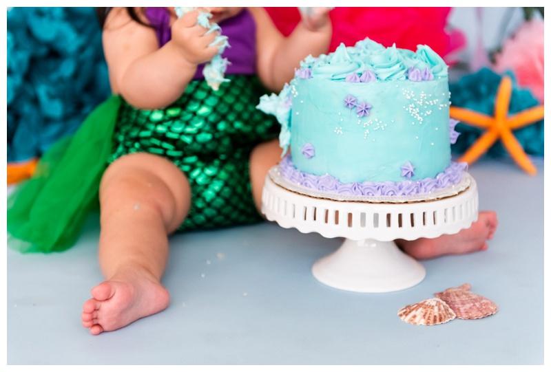 Cake Smash Photography Calgary