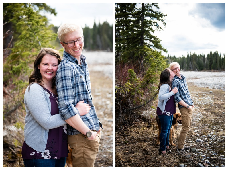 Calgary Alberta Engagement Photographers