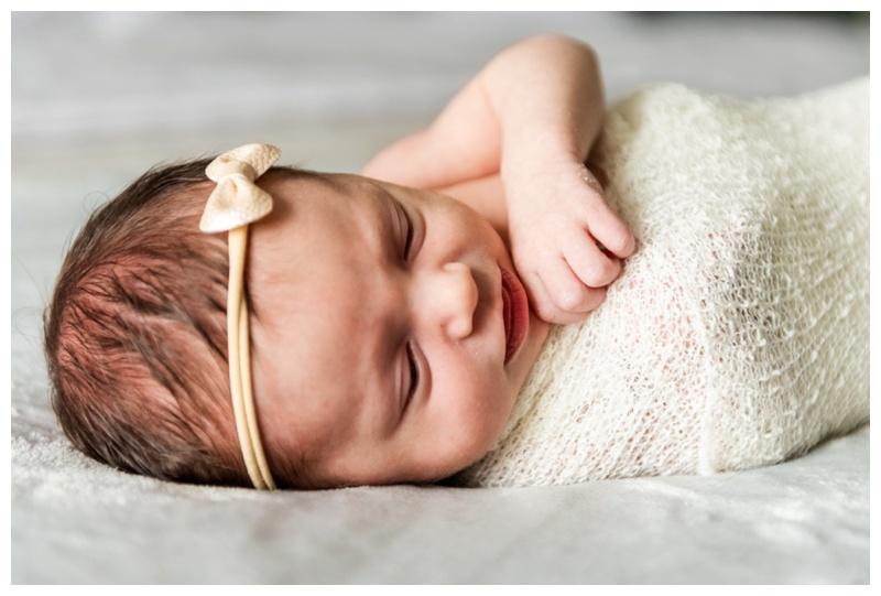 Calgary Newborn Photo