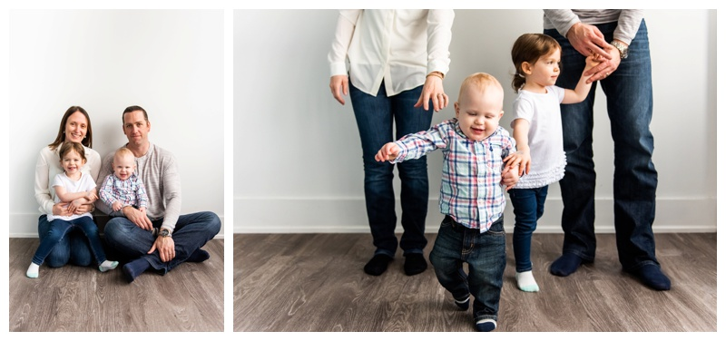 Calgary Studio Family Photography