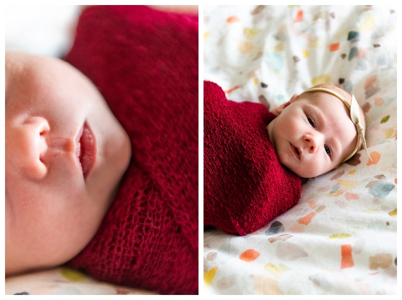 Calgary at Home Newborn Photographers