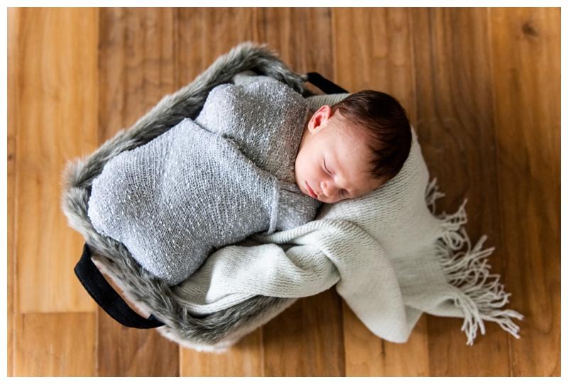In Home Newborn Photos Calgary Alberta