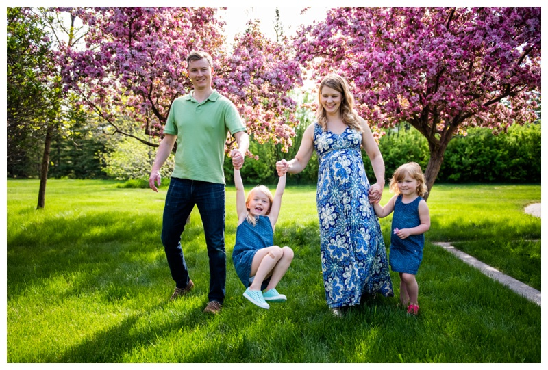 Baker Park Family Photography Calgary