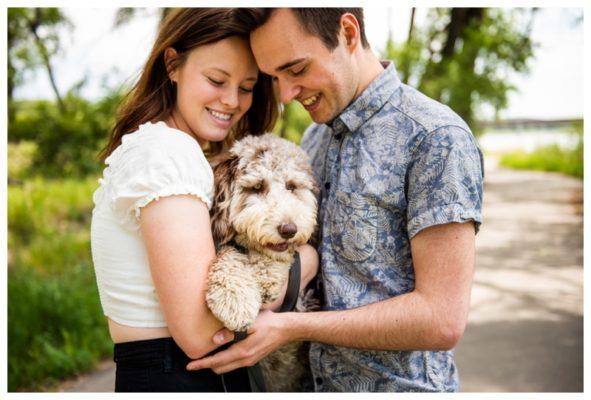 Lethbridge Couple Photography   Luke & Melanie   Calgary Family Photographer