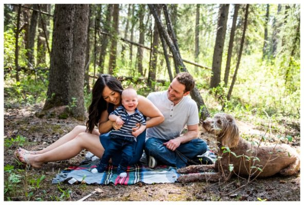 Griffith Park Calgary Family Photography Session | Calgary Family Photography