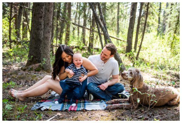 Griffith Park Calgary Family Photography Session | Calgary Family Photography