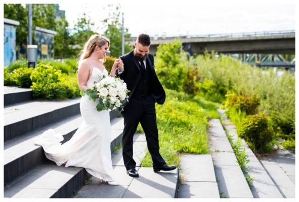 Calgary Charbar Restaurant Wedding | Nathan & Shayla | Calgary Wedding Photographer