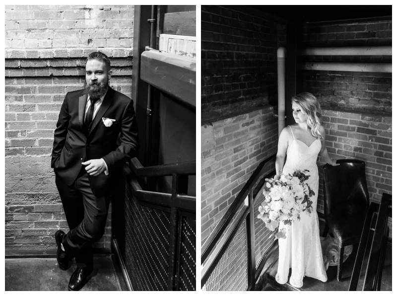Calgary Wedding Photographer- Char Bar Restaurant Wedding Photography