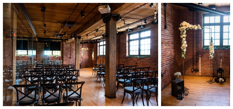 Calgary Wedding Photographer- Char Bar Restaurant Wedding Venue