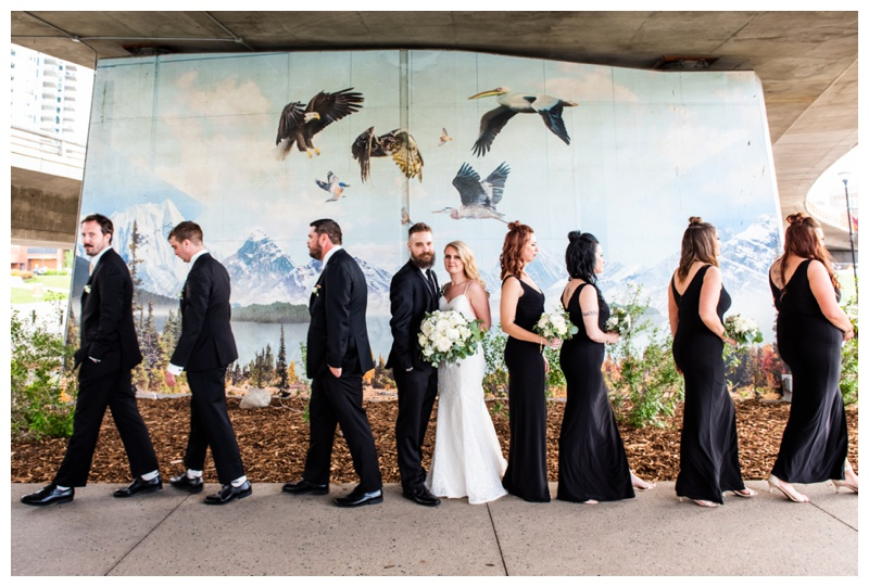 Calgary Wedding Photographer- East Village Wedding Photography Calagry