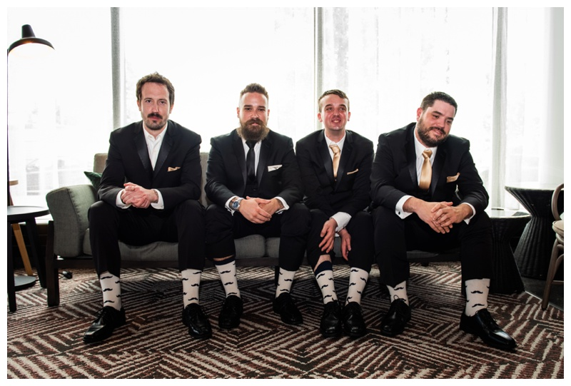 Calgary Wedding Photographer- Groomsmen Images