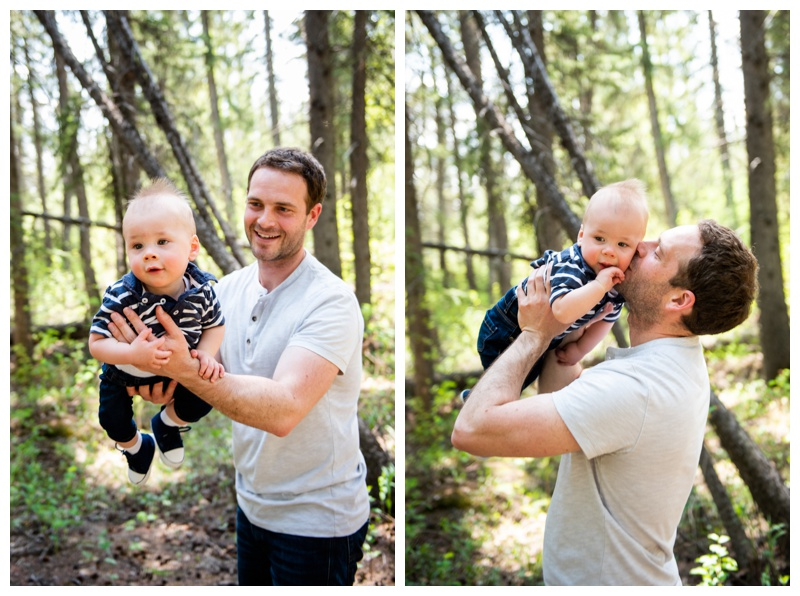 Griffith Woods Family Photographers Calgary