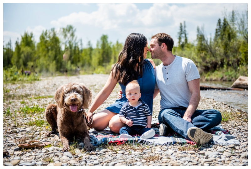Griffith Woods Family Photography Calgary