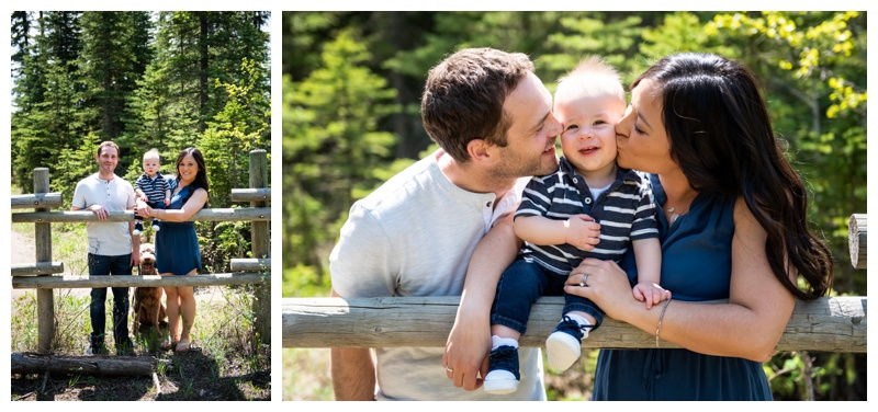 Griffith Woods Family Session Calgary