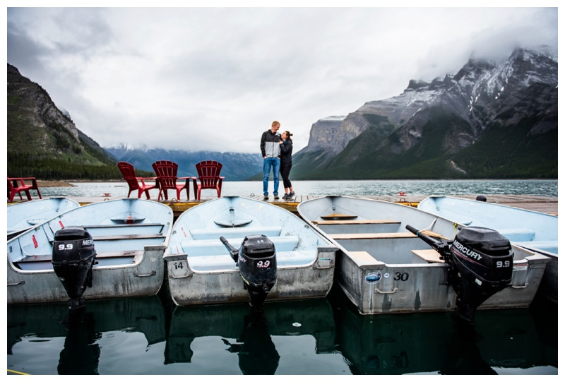 Proposal Photography Banff Alberta