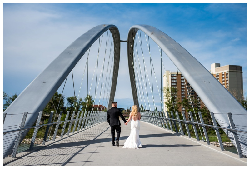 St. Patricks Island Wedding Photography -Calgary Wedding Photographer