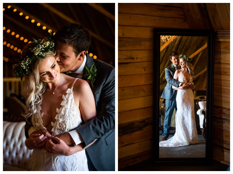 Barn Wedding Photographer Calgary Alberta