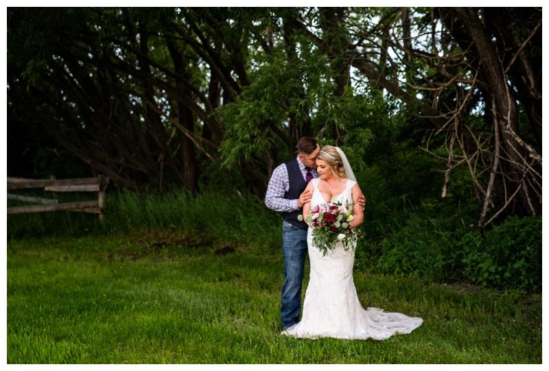 Barn Wedding Photography - Olds Alberta