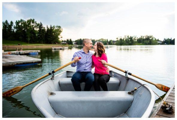 Lake Bonnavista Anniversary Session   Andrew & Kaet   Calgary Couple Photographer